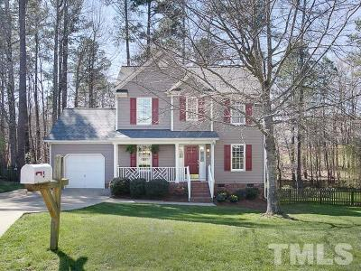 Durham Single Family Home For Sale: 5 Burwell