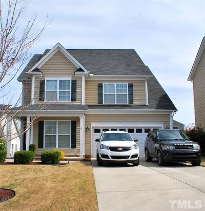 Knightdale Single Family Home For Sale: 4509 Joe Cotton Drive