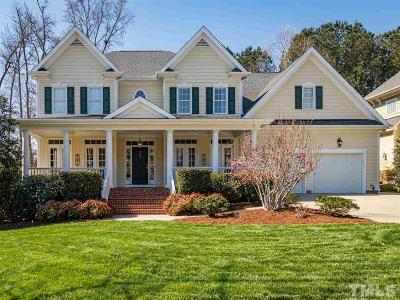 Cary Single Family Home For Sale: 705 Edgemore Avenue