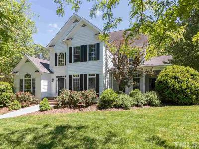 Chapel Hill Single Family Home For Sale: 100 Miramar Place