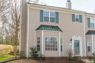 Cary Townhouse Pending: 310 Silverberry