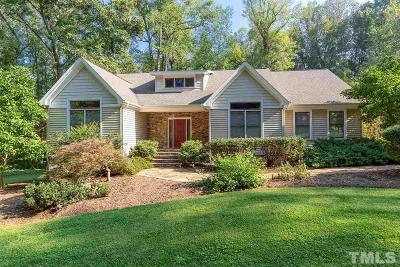 Pittsboro Single Family Home For Sale: 503 Singing Hills Drive