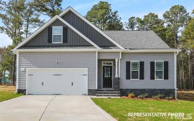 Clayton Single Family Home For Sale: 114 Durwin Lane