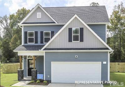 Clayton NC Single Family Home For Sale: $232,900