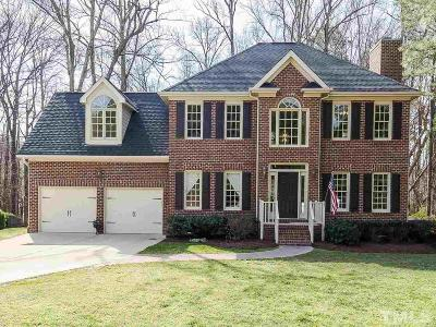 Fuquay Varina Single Family Home For Sale: 902 Oldwyck Drive