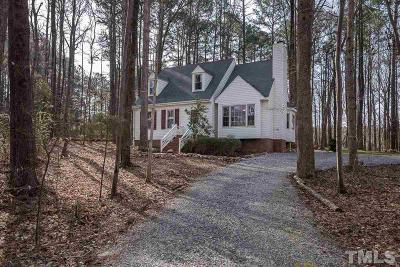 Youngsville Single Family Home For Sale: 145 Sunset Drive
