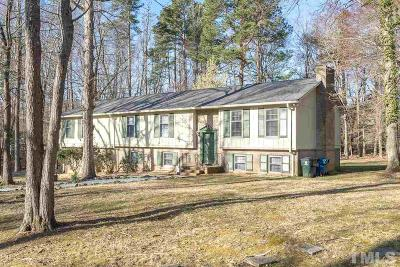 Durham County Single Family Home For Sale: 6831 Windover Drive