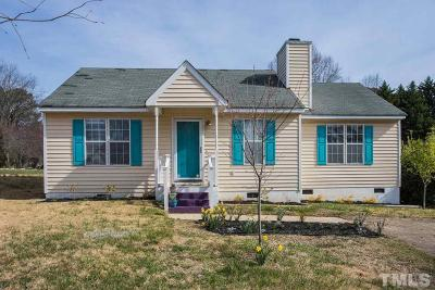 Wake Forest Single Family Home For Sale: 601 E Jones Avenue