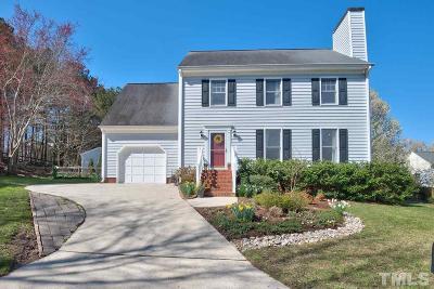 Durham County Single Family Home For Sale: 4 Midpines Court