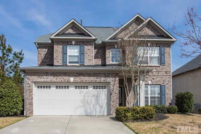 Wake Forest Single Family Home For Sale: 3605 Loftwood Lane