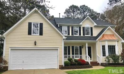 Cary Single Family Home For Sale: 108 Lewey Stone Court