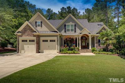 Johnston County Single Family Home For Sale: 168 Middlecrest Way
