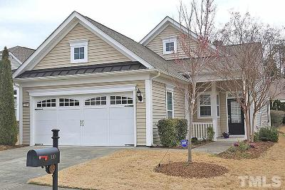 Cary Single Family Home For Sale: 310 Orbison Drive