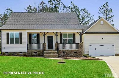Wendell Single Family Home For Sale: 98 Terracotta Way