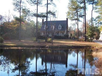 Johnston County Single Family Home For Sale: 112 Walnut Drive