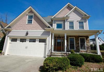 Knightdale Single Family Home For Sale: 2010 River Grove Lane