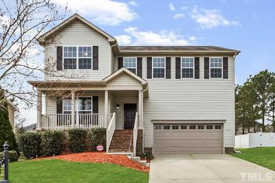 Knightdale Single Family Home For Sale: 5312 Sapphire Springs Drive
