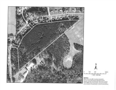 Wake County Residential Lots & Land Contingent: 815 Old Zebulon Road
