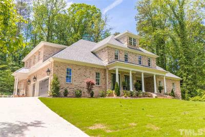 Raleigh Single Family Home For Sale: 3625 Alleghany Drive
