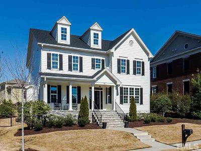 Chatham County Single Family Home For Sale: 69 Saxapahaw Run