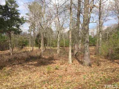 Chatham County Residential Lots & Land For Sale: Cabin Creek