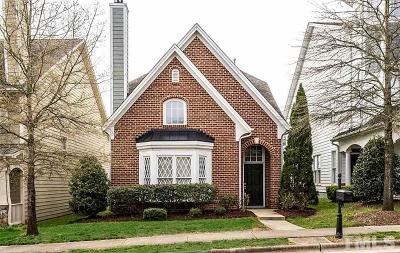 Morrisville Single Family Home For Sale: 1641 Legendary Lane