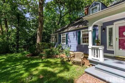 Orange County Single Family Home For Sale: 30 Oakwood Drive
