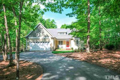 Orange County Single Family Home For Sale: 7414 Gold Mine Road