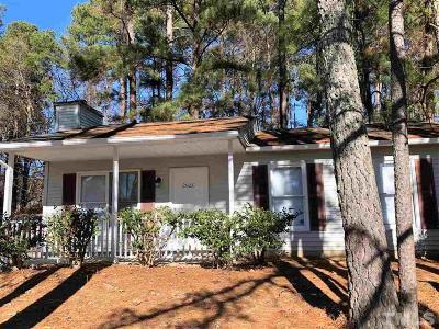 Durham Rental For Rent: 2608 Demille Street