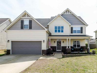 Fuquay Varina Single Family Home For Sale: 224 Buck Johnson Street