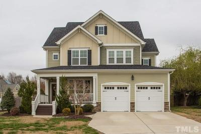 Fuquay Varina Single Family Home For Sale: 1250 August Moon Court