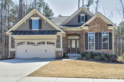 Apex Single Family Home For Sale: 2513 Beckwith Road