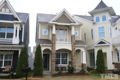 Apex Single Family Home For Sale: 907 Branch Line Lane