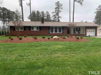 Durham Single Family Home For Sale: 4703 W Hills Drive