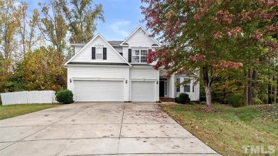 Wake County Single Family Home For Sale: 9317 Perini Court
