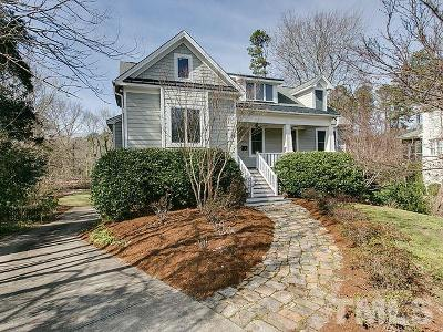 Raleigh Single Family Home For Sale: 2929 Claremont Road