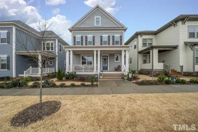 Wake Forest Single Family Home For Sale: 1604 Pasture Hills Drive