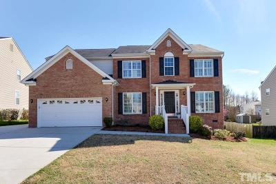 Rolesville NC Single Family Home For Sale: $298,000