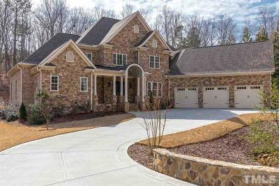 Chatham County Single Family Home For Sale: 10440 Swain