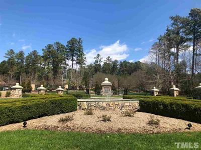 Durham Residential Lots & Land For Sale: 502 Royal Sunset Drive