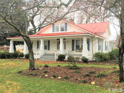Single Family Home Contingent: 1089 Atkins Road