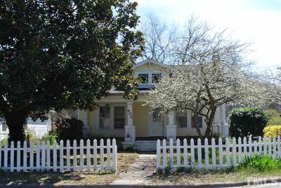 Durham Single Family Home For Sale: 402 Bon Air Avenue