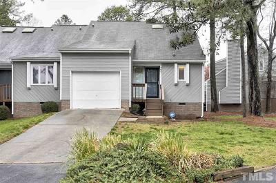 Raleigh Townhouse For Sale: 3627 Top Of The Pines Court