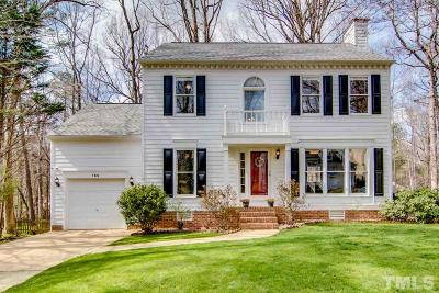 Cary Single Family Home Contingent: 105 Catherwood Place