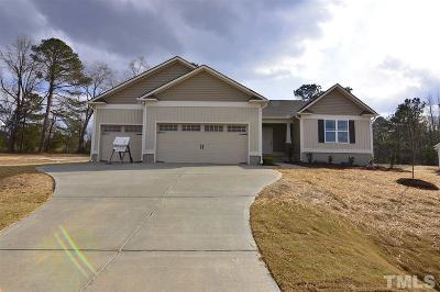 Johnston County Single Family Home For Sale: 235 Highcroft Circle