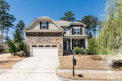Cary Single Family Home For Sale: 449 Sandy Whispers Place