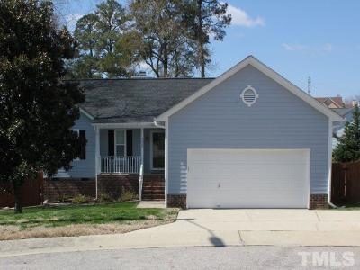 Raleigh Single Family Home For Sale: 5605 Leonard Mill Road