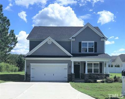 Johnston County Rental For Rent: 62 Moonlight Drive