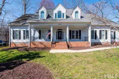 Raleigh NC Single Family Home For Sale: $540,000