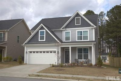 Wake County Single Family Home For Sale: 1120 Summer Meadow Drive